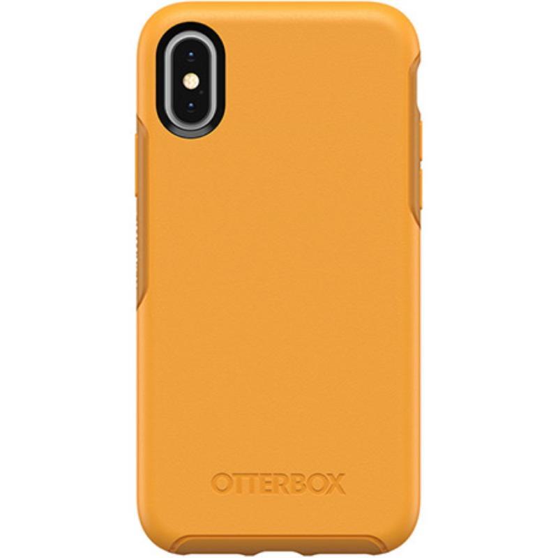 OtterBox 炫彩幾何保護殼iPhone X/Xs 黃