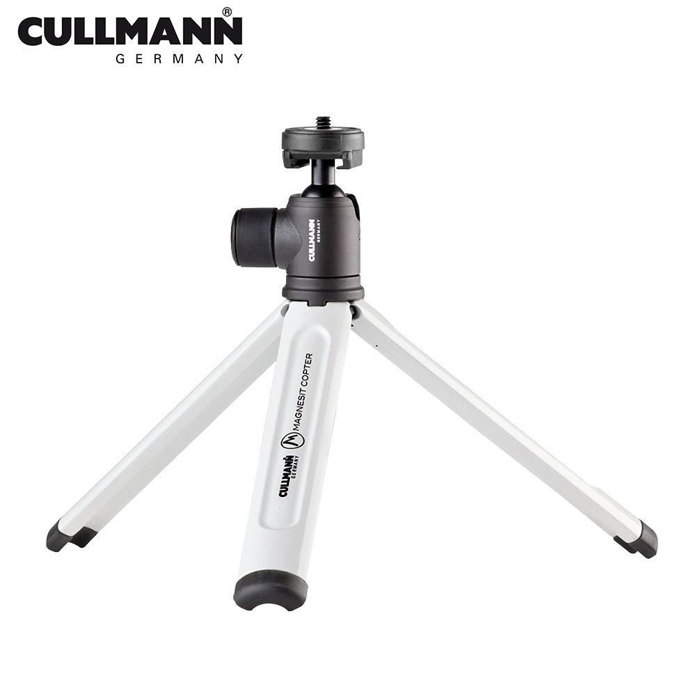 CULLMANN 德國 酷瑪 CB2.7 迷你兩用桌上型腳架(白色)