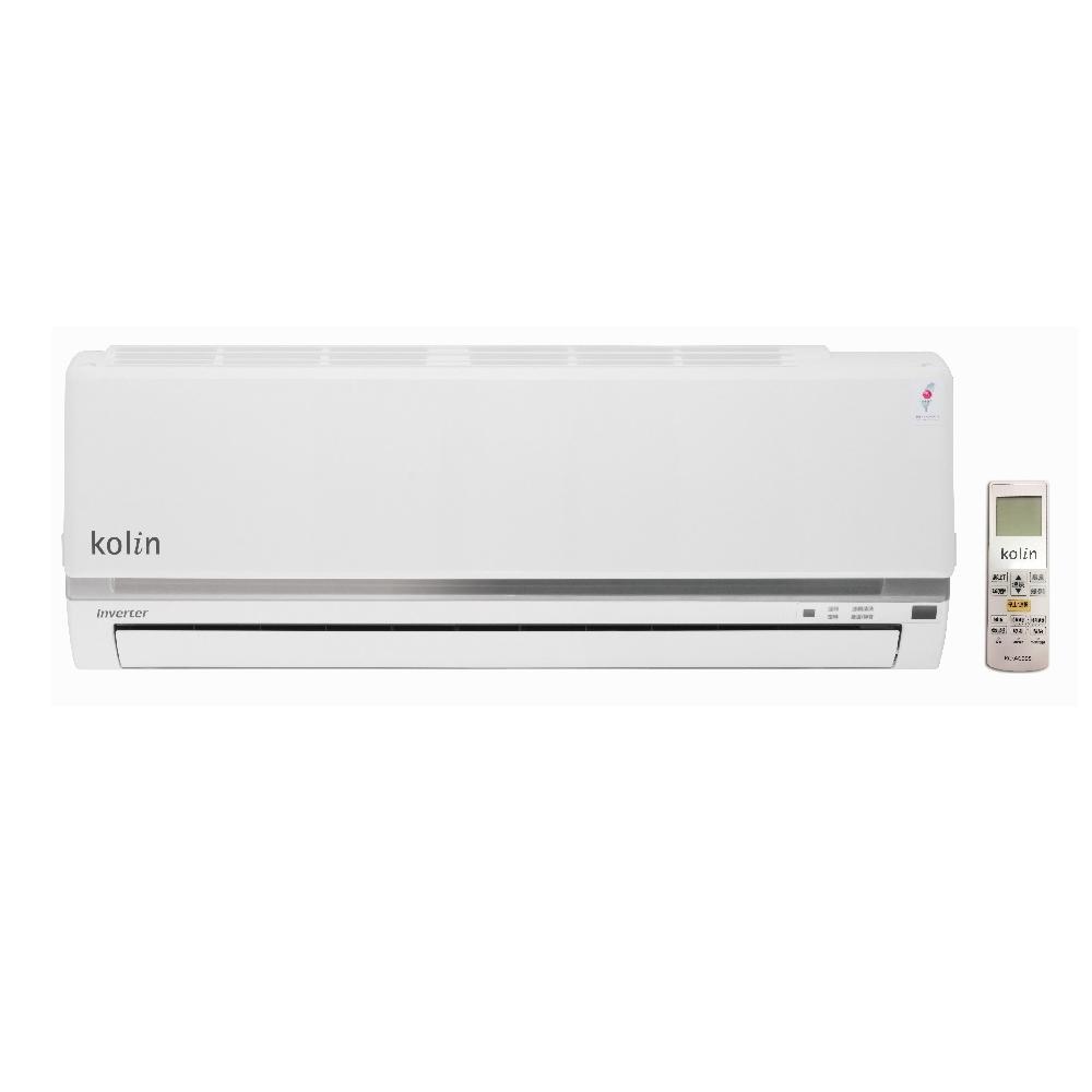 ★含標準安裝★【歌林 Kolin】一對一分離式冷暖變頻冷氣KDV-41209/KSA-412DV09《6坪》