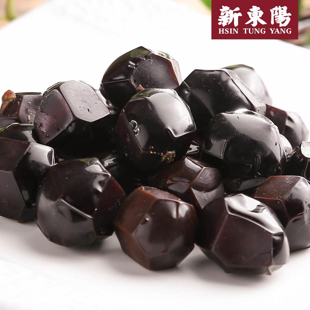 【新東陽】綜合鳥香鐵蛋(130g原味*3包+130g辣味*3包),免運