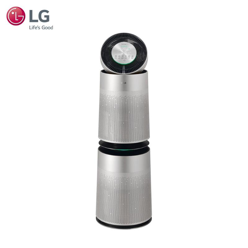 LG AS101DSS0  WIFI 360°空氣清淨機寵物功能增強版(雙層)
