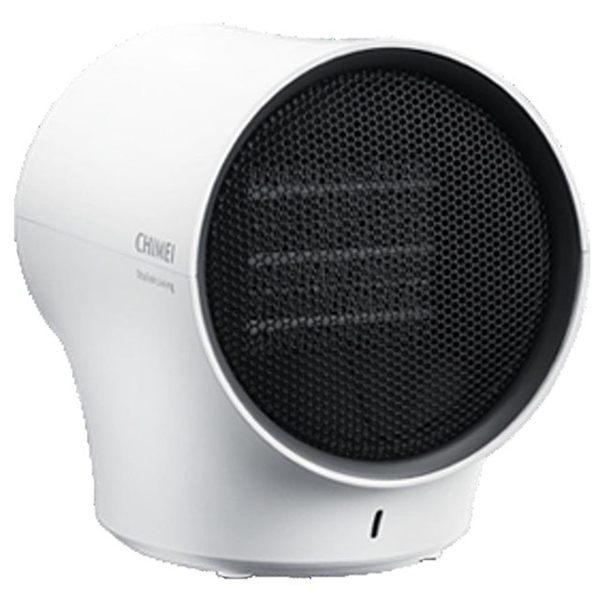 【CHIMEI奇美】枝椏陶瓷電暖器(珍珠白) HT-CRACW1