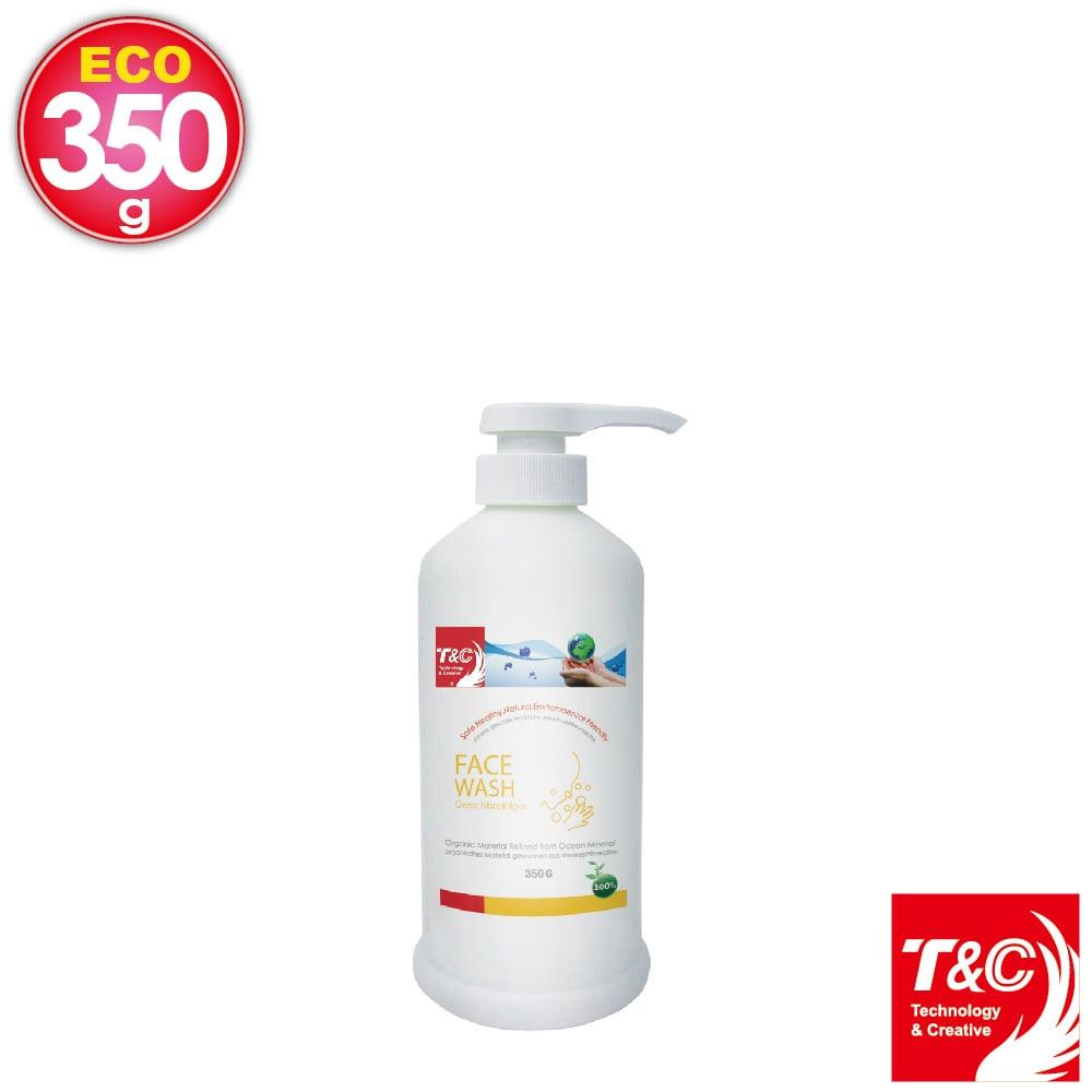 T&C海洋元素-煥彩賦活潔顏乳350g(2入)