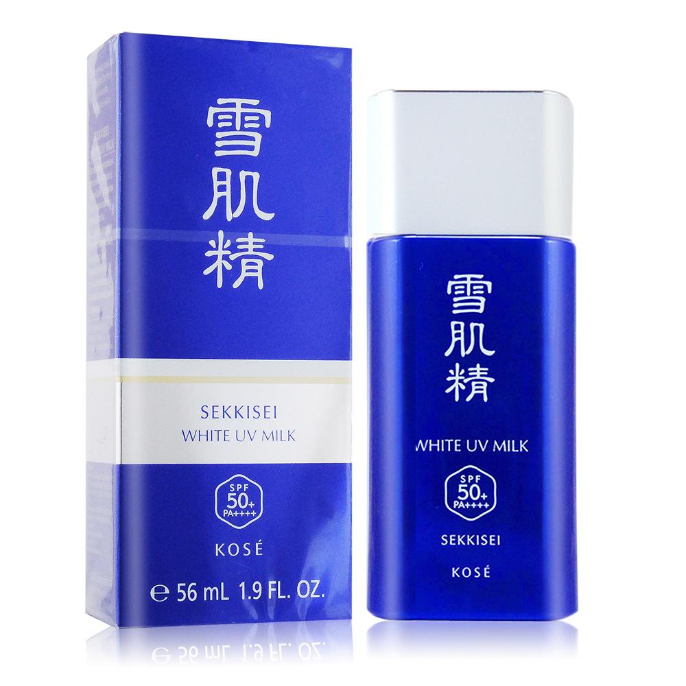 KOSE 高絲 雪肌精瞬效輕透防曬乳 SPF50+/PA++++(56ml/60g)