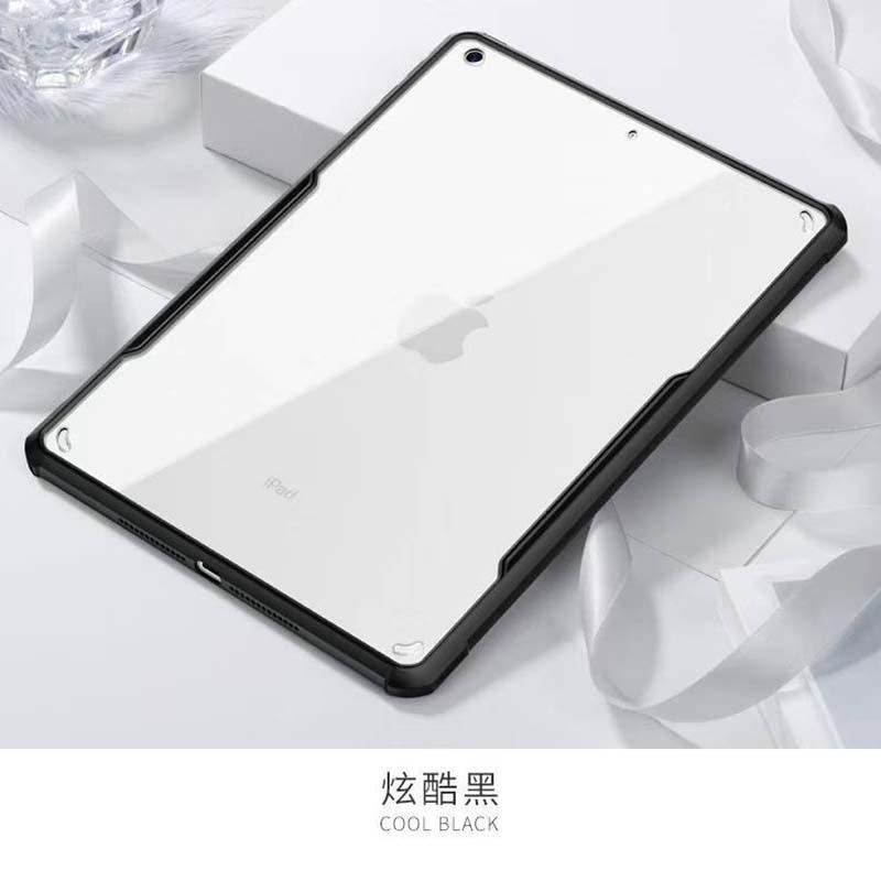 XUNDD 甲蟲系列 New iPad(2017/2018) 9.7吋 平板保護殼 (炫酷黑)