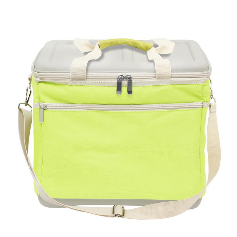 【OutdoorBase】春漾野餐冰包-大容量.保冰.斷熱.摺疊.收納.野餐.露營