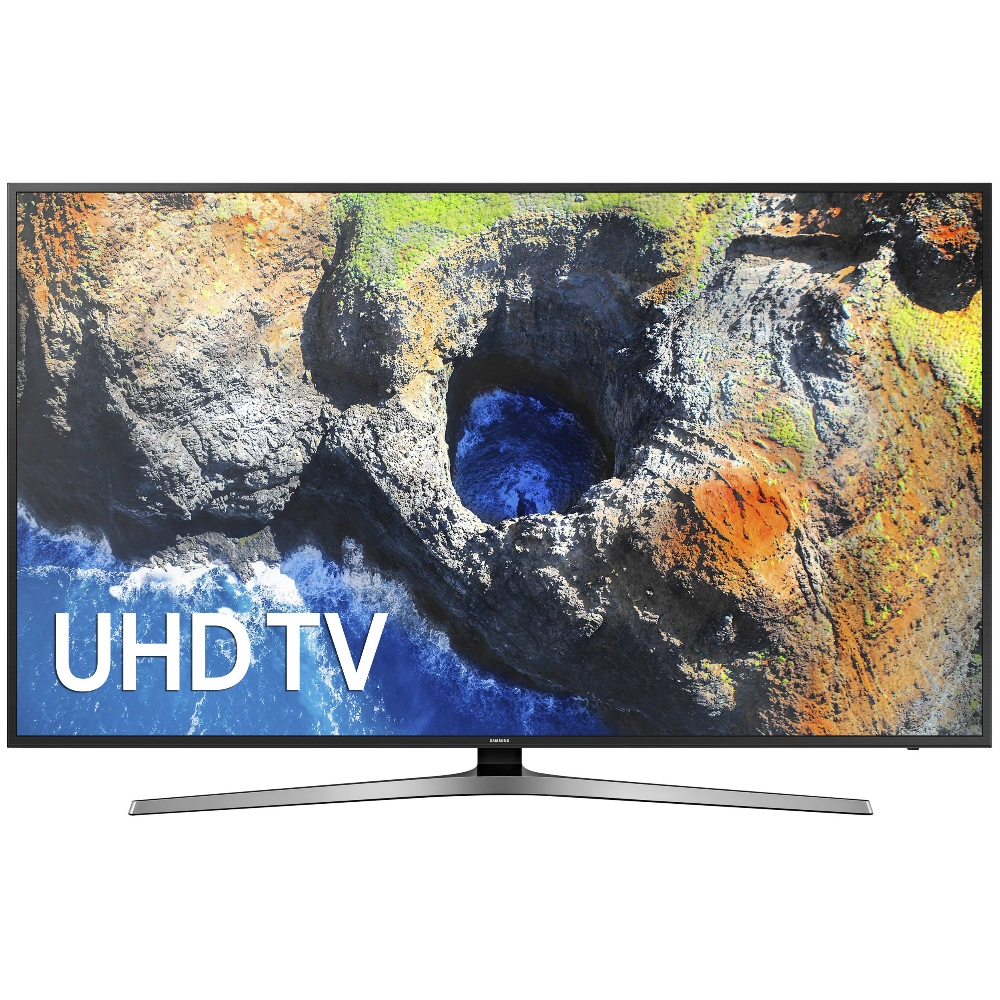 (含標準安裝)三星 65吋聯網4K HDR電視(UA65MU6100/UA65MU6100W)(比UA65NU7100WXZW多藍芽功能)