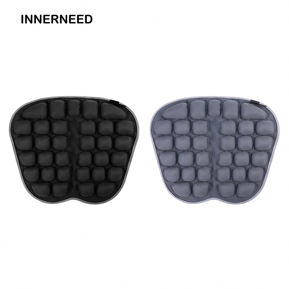 INNERNEED 注水 / 空氣 2用款 3D減壓坐 / 背靠墊 黑色