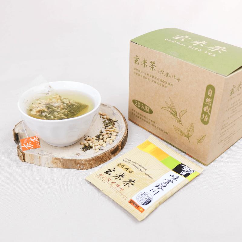 銀川玄米茶-5入優惠組