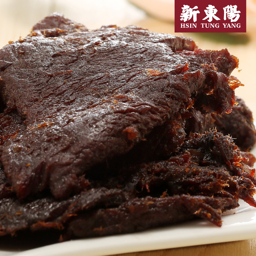 【新東陽】果汁牛肉乾 (230g*2包),免運