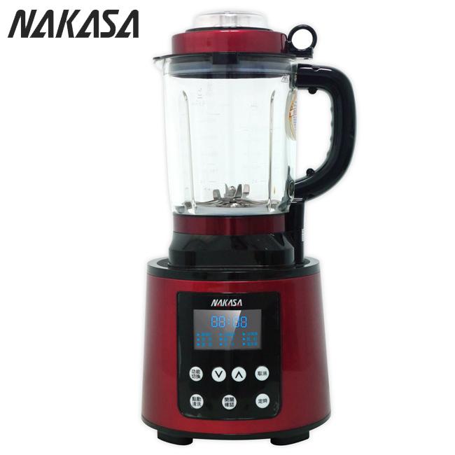★日本【NAKASA仲佐】全營養冷熱數位生機調理機 IB-1306