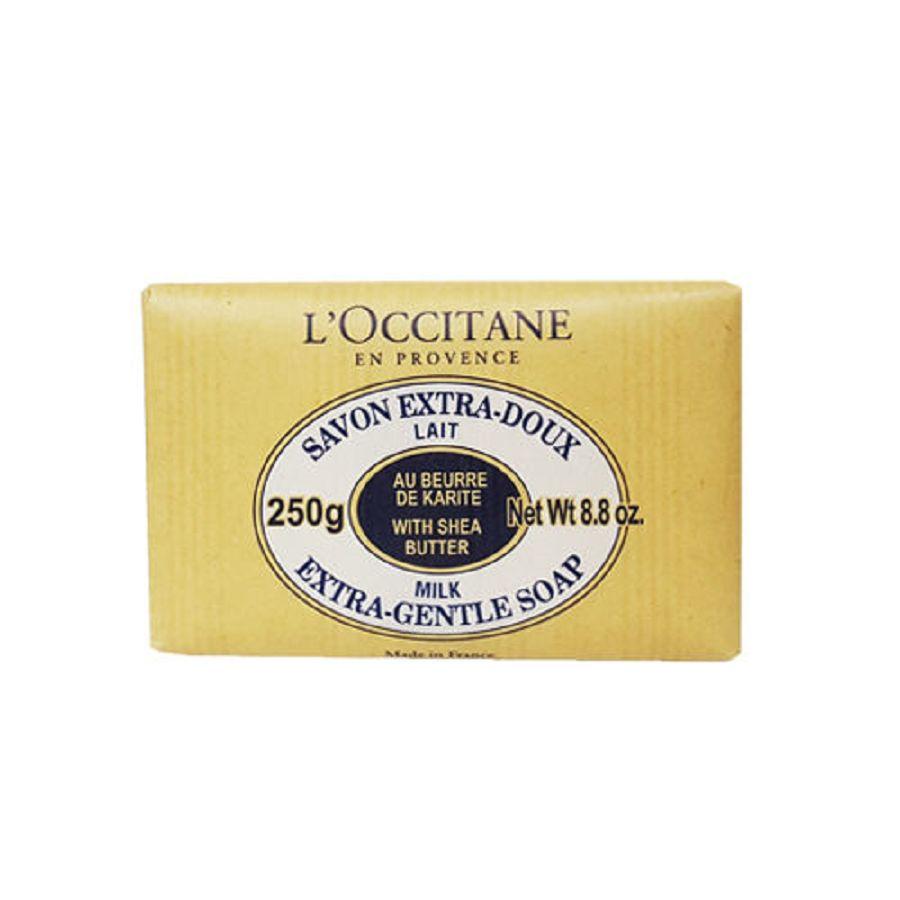 LOCCITANE 歐舒丹 乳油木牛奶皂 250g (國際航空版)