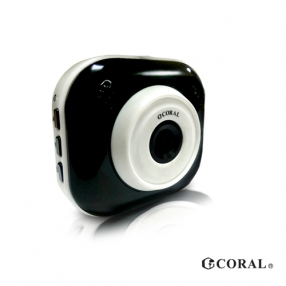 CORAL DVR628 - 輕巧型 1.8吋 1080P 熊貓眼行車記錄器附G-Sencor 碰撞緊急鎖