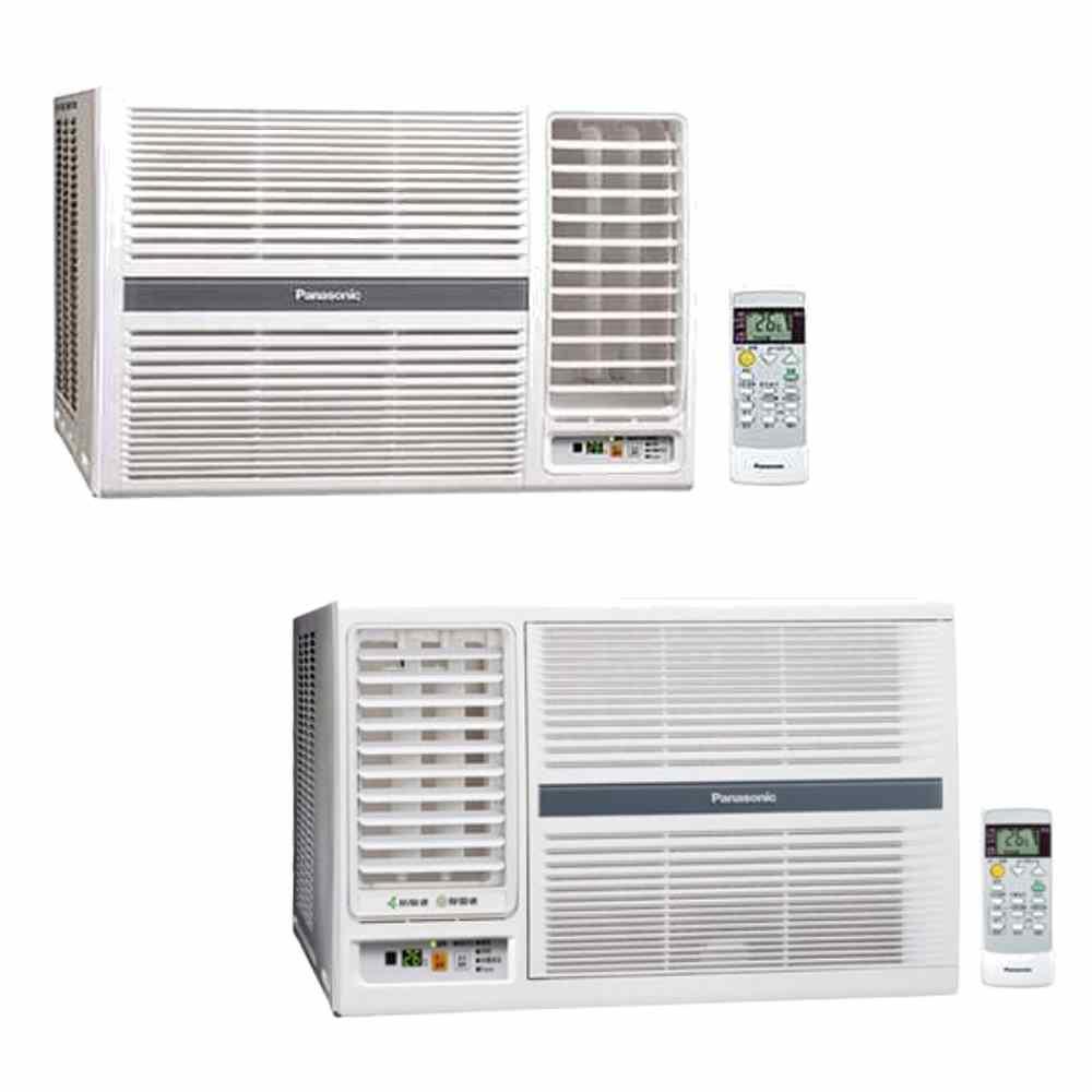 ★含標準安裝★Panasonic國際牌定頻窗型冷氣3坪CW-N22SL2左吹