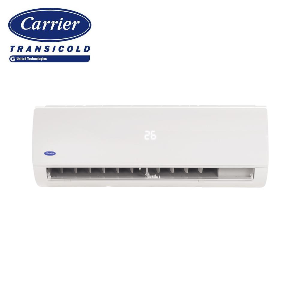 【Carrier 開利】7-8坪變頻冷暖分離式冷氣38QHA050DS/42QHA050DS