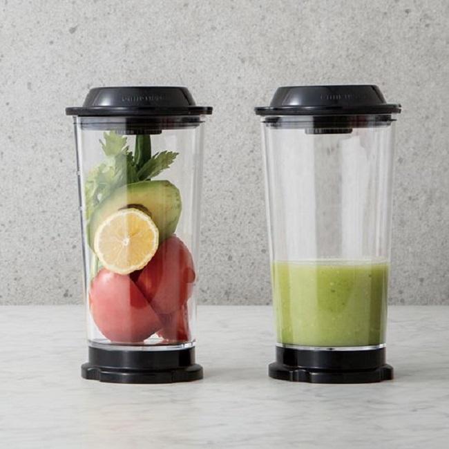 OZEN 真空抗氧化破壁食物調理機專用真空儲物杯一入 1000ml A1334-01