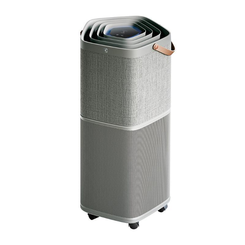 Electrolux 瑞典高效能抗菌空氣清淨機 淺灰 PA91-606GY