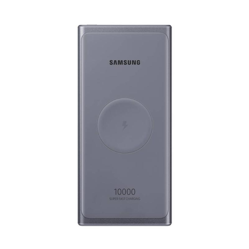 SAMSUNG 無線閃充行動電源10000/ 25W/Type C 灰-U3300