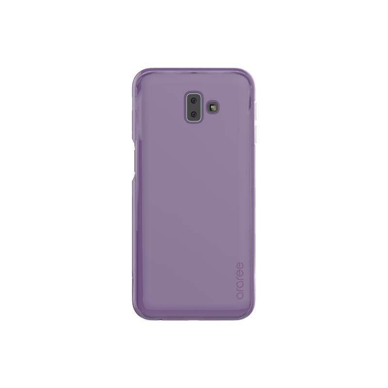 SAMSUNG Galaxy J6+ KD Lab TPU握感背蓋 紫