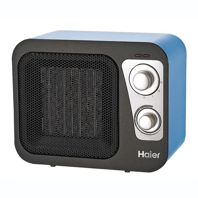 海爾 復古陶瓷電暖器(藍) HPTC906B