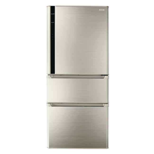 【CHIMEI奇美】610L三門智能省電變頻冰箱 UR-P61VC1
