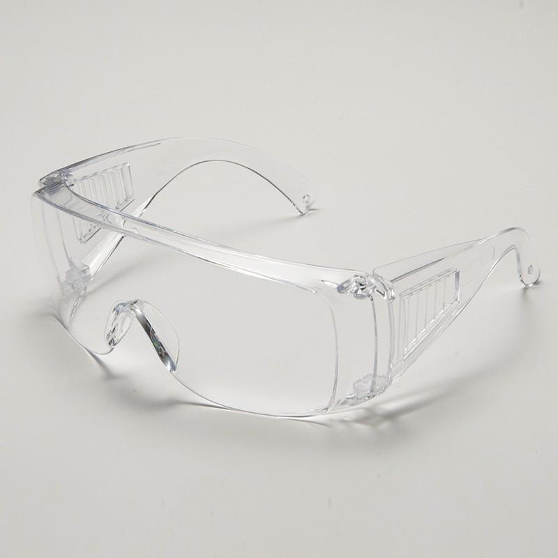全方位高清透明防霧防飛沫護目鏡/防護鏡(防疫神器)