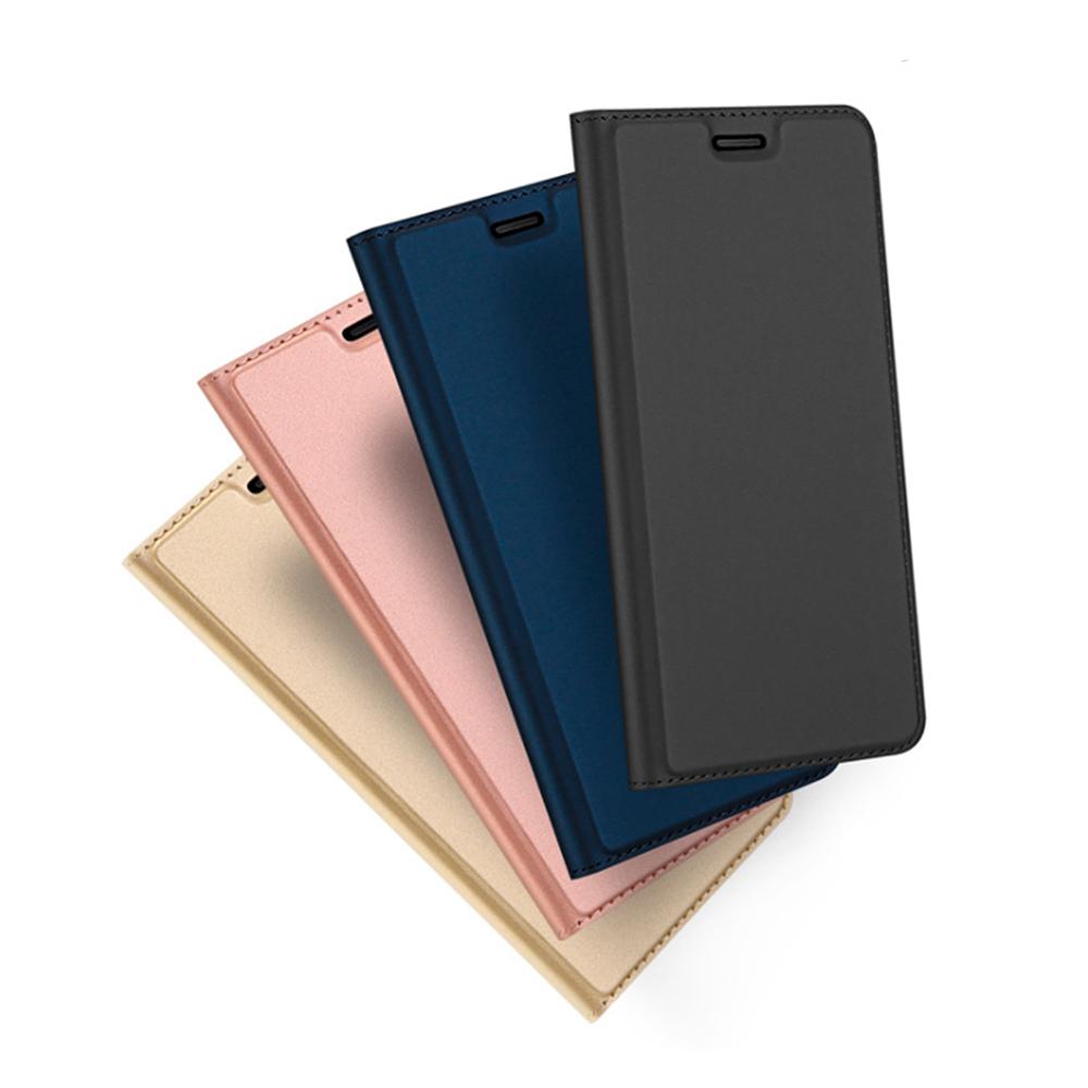 DUX DUCIS SAMSUNG Galaxy S9 SKIN Pro 皮套(玫瑰金)