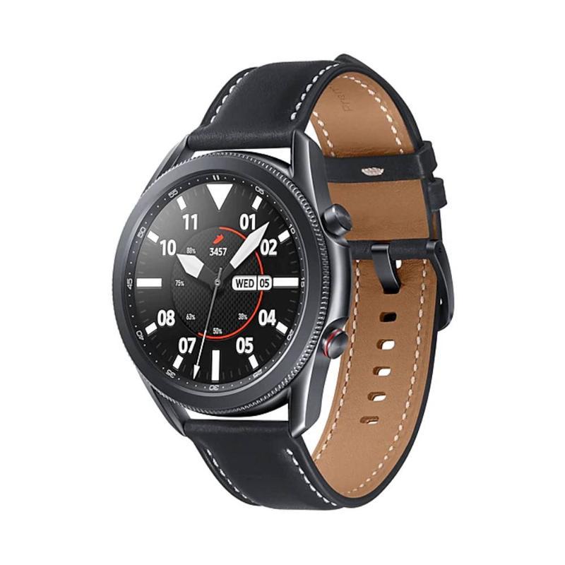 SAMSUNG Galaxy Watch 3 45mm LTE (R845) 黑【會員優惠活動 贈 FIT2手環+錶帶】