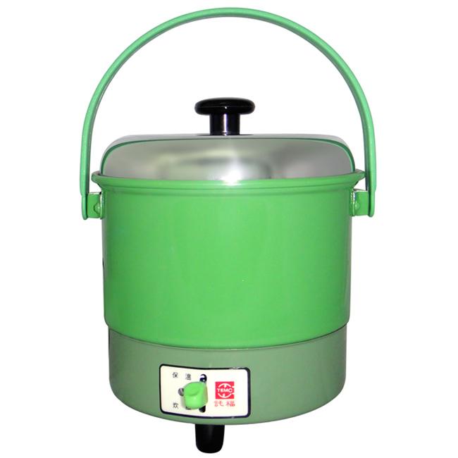 【託福】全自動保溫裝置3人份電鍋(粉綠) UH-603A