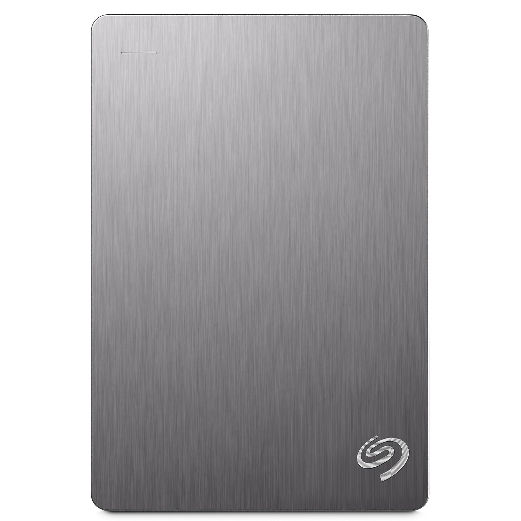 Seagate Portable Backup Plus 4TB 2.5吋可攜式行動硬碟(銀)