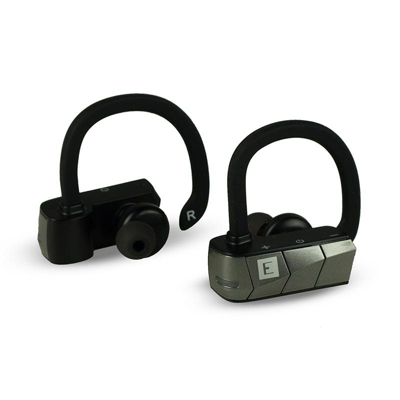 Erato Rio 3 無線藍牙運動耳機-深灰銀