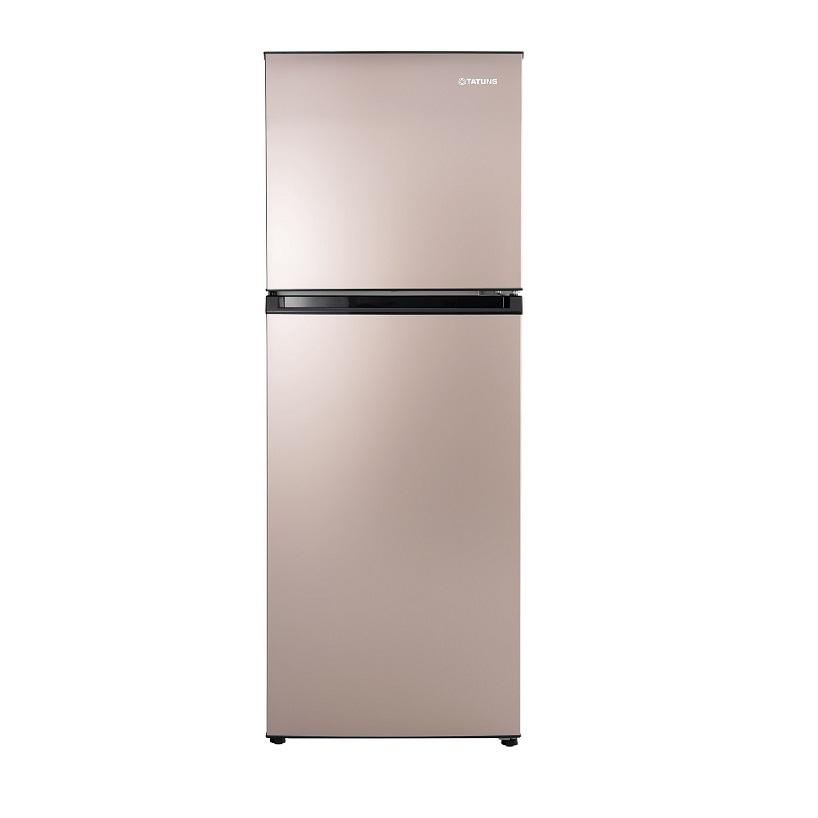 大同310L變頻雙門冰箱(金)