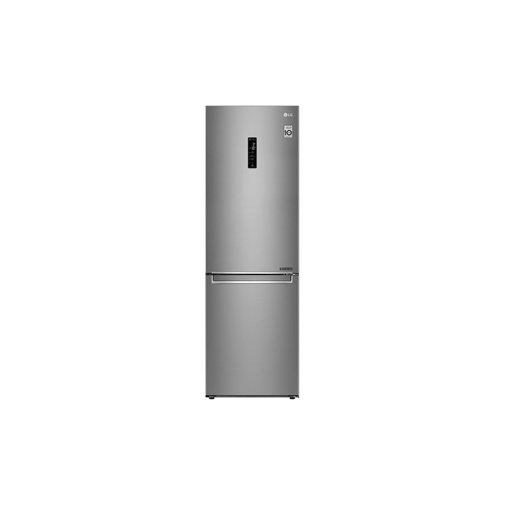 LG 343公升WiFi直驅變頻雙門冰箱 晶鑽銀 GW-BF389SA