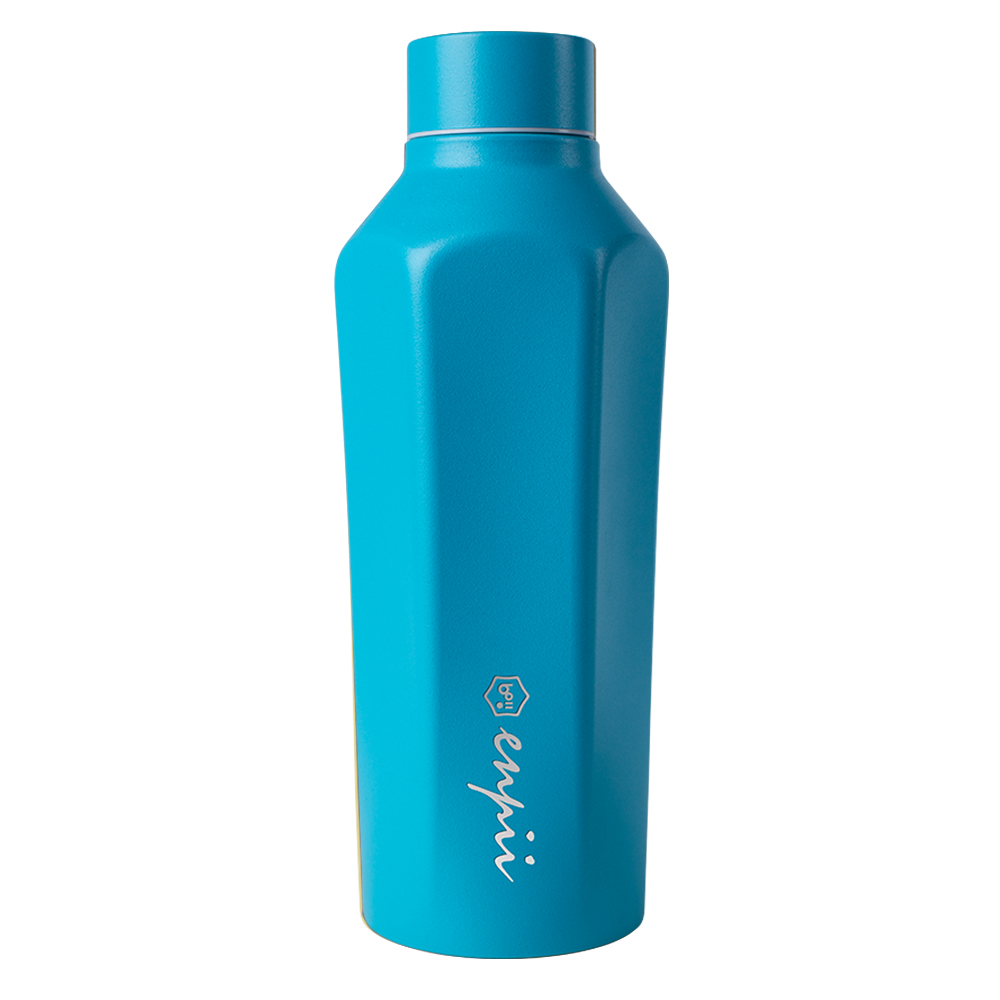 Boii -本因保溫瓶450ml -湖水藍