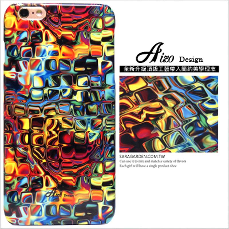 【AIZO】客製化 手機殼 Samsung 三星 J7Plus j7+ 藝術 馬賽克 琉璃 保護殼 硬殼