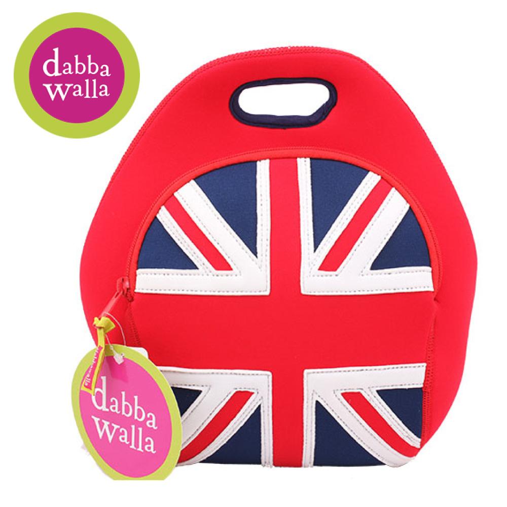 美國Dabbawalla瓦拉包 -英國國旗兒童手提包