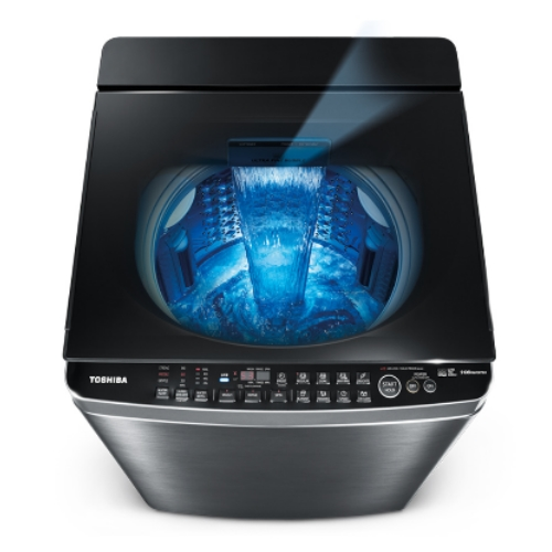 【TOSHIBA 東芝】15公斤奈米悠浮泡泡SDD超變頻直驅馬達 洗衣機 AW-DUJ15WAG