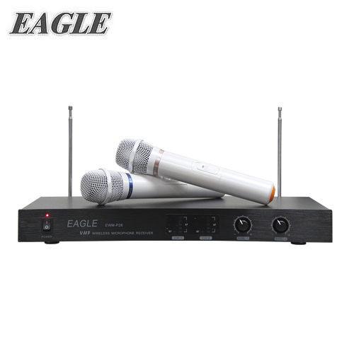 ★獨家送Ardi無線追蹤警報器(市價699) 【EAGLE】專業雙頻無線麥克風組(EWM-P28)