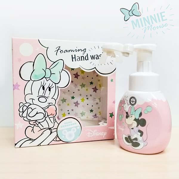 迪士尼米奇造型洗手清潔慕斯【米妮款】