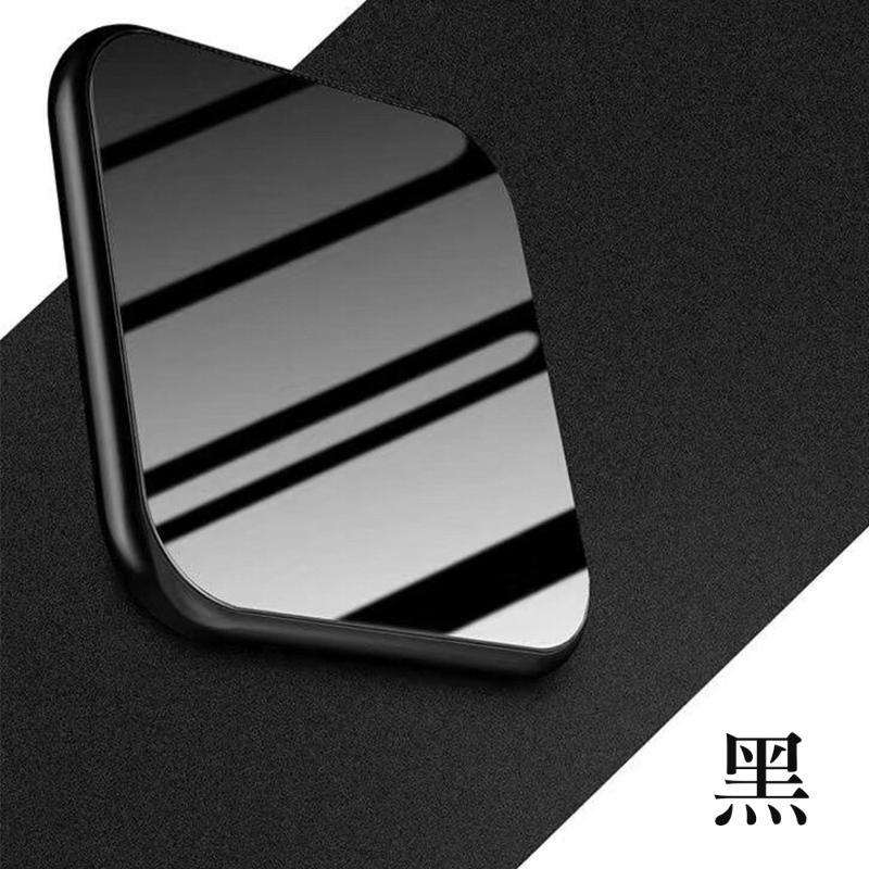 MEGA KING 玻璃鋁框無線充電盤 黑(支援蘋果7.5W)