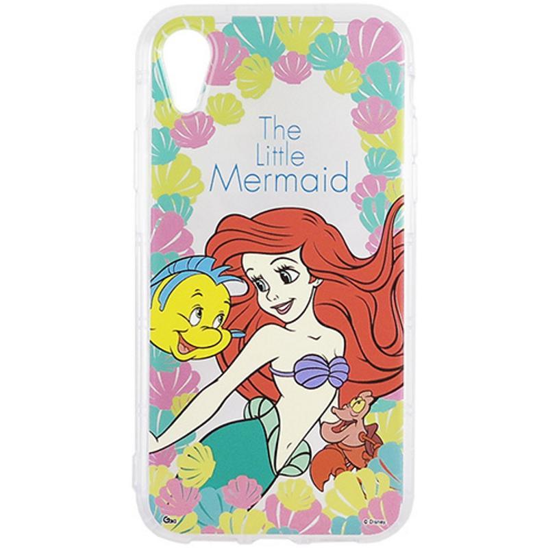 迪士尼空壓保護殼iPhoneXR 小美人魚