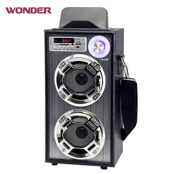 WONDER 旺德 WS-P001 卡拉OK 隨身音響 街頭音箱