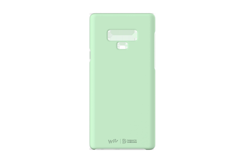 SAM Galaxy Note9 WITS 流行硬殼背蓋 薄荷色