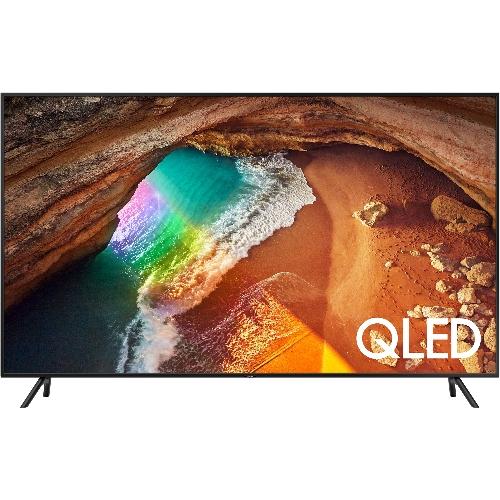 回函贈★折價券★(含標準安裝)三星82吋QLED電視QA82Q60RAWXZW