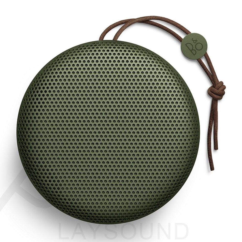 B&O PLAY BeoPlay A1 森林綠 攜帶型 藍牙喇叭