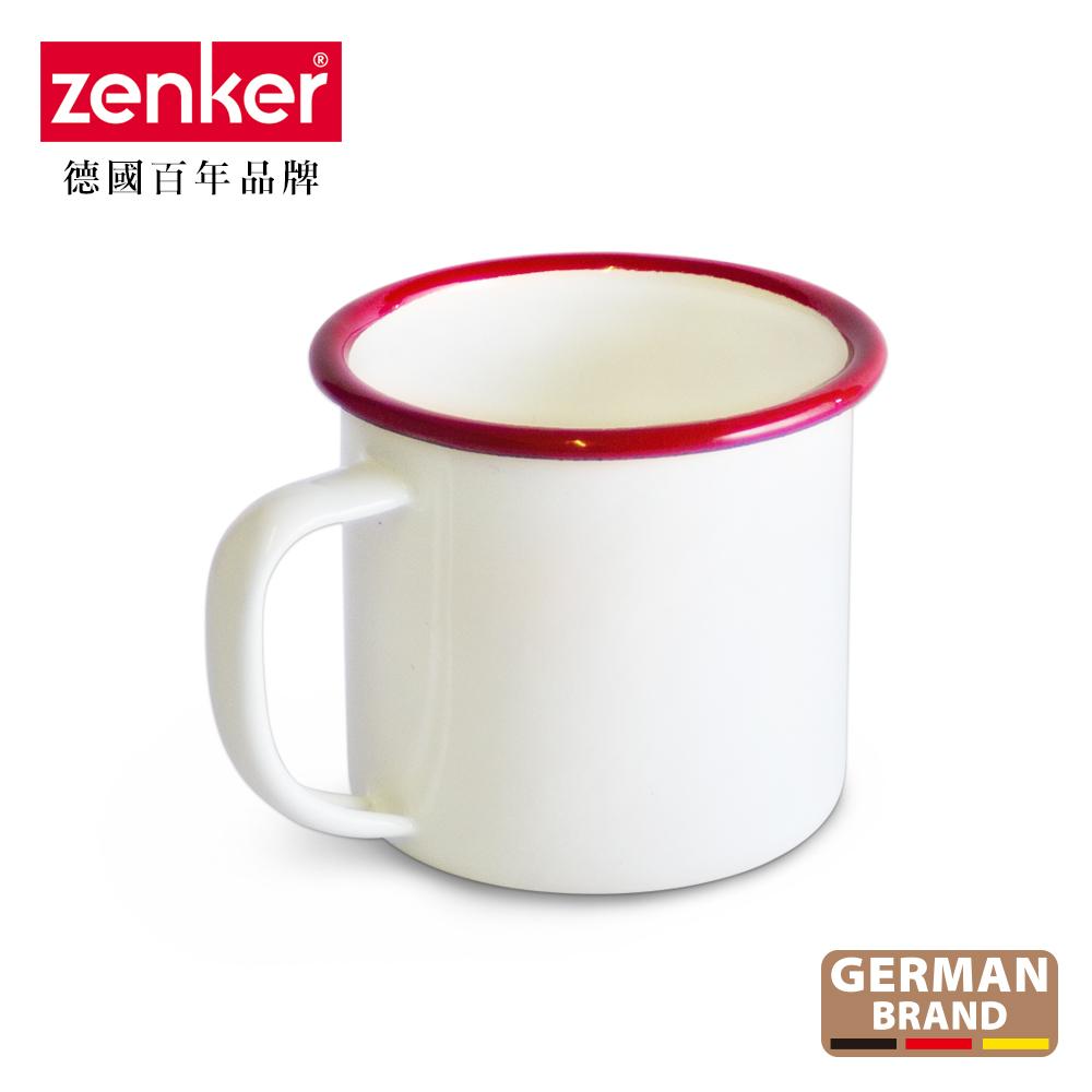 【德國Zenker】手工琺瑯馬克杯