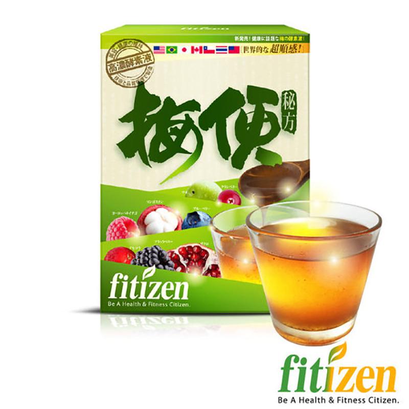 Fitizen梅便秘方 15包/盒