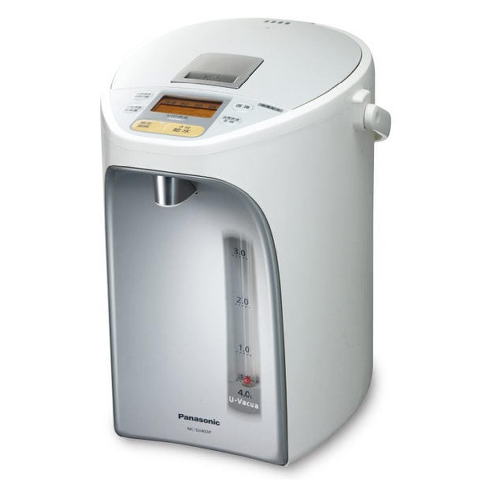 【Panasonic 國際牌】4公升 真空斷熱熱水瓶 NC-SU403P