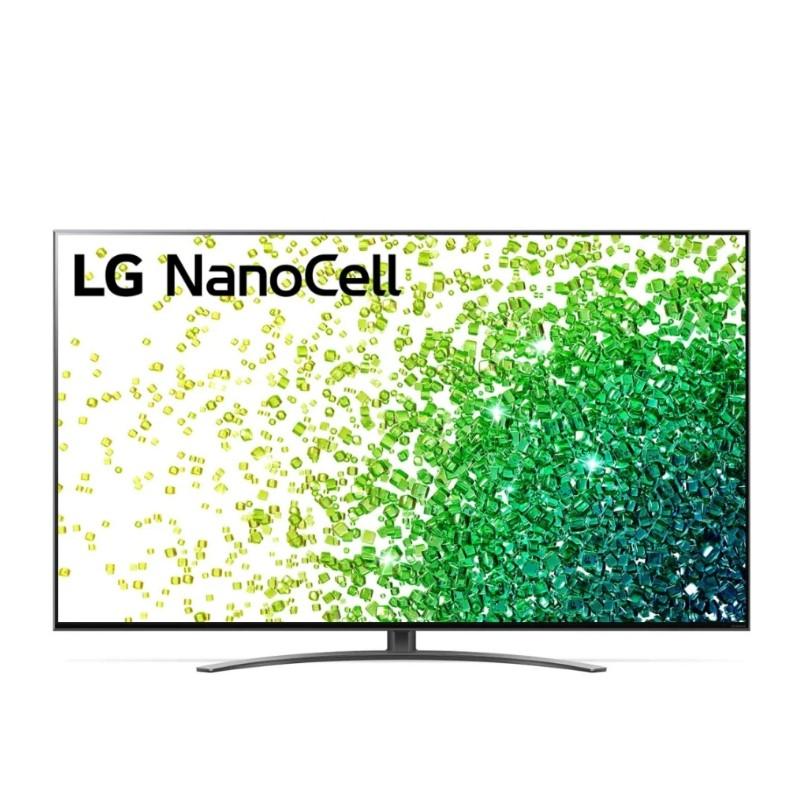 LG樂金75吋一奈米4K電視75NANO86SPA(含標準安裝)