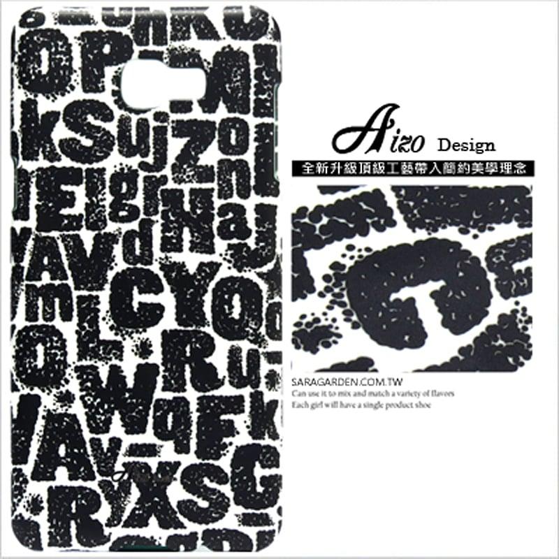 【AIZO】客製化 手機殼 Samsung 三星 C9Pro 潮流英文 保護殼 硬殼